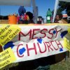 Messy Church at the Frankley Carnival